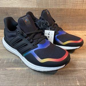 UltraBoost DNA Running Shoes 'Rainbow Iridescent'